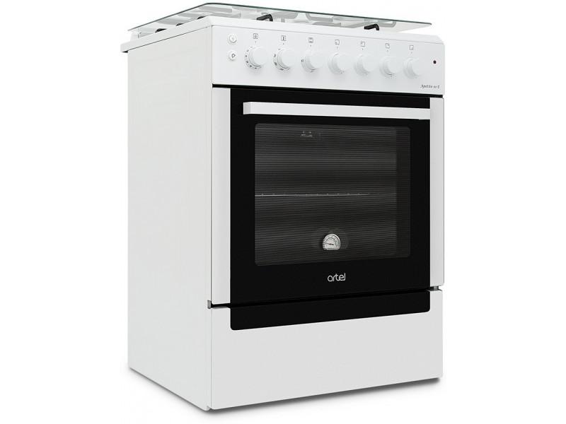 Комбинированная плита Artel Apetito 01-E White стоимость