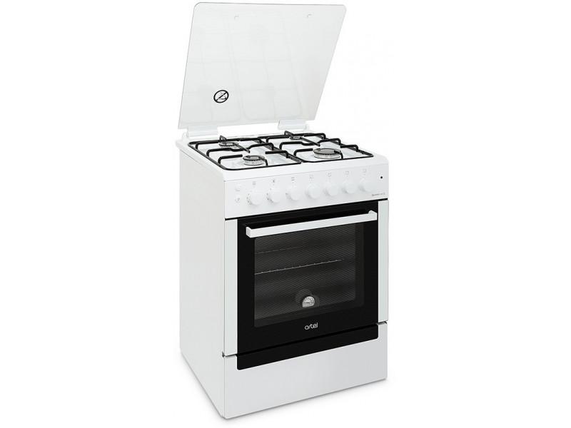 Комбинированная плита Artel Apetito 01-E White фото