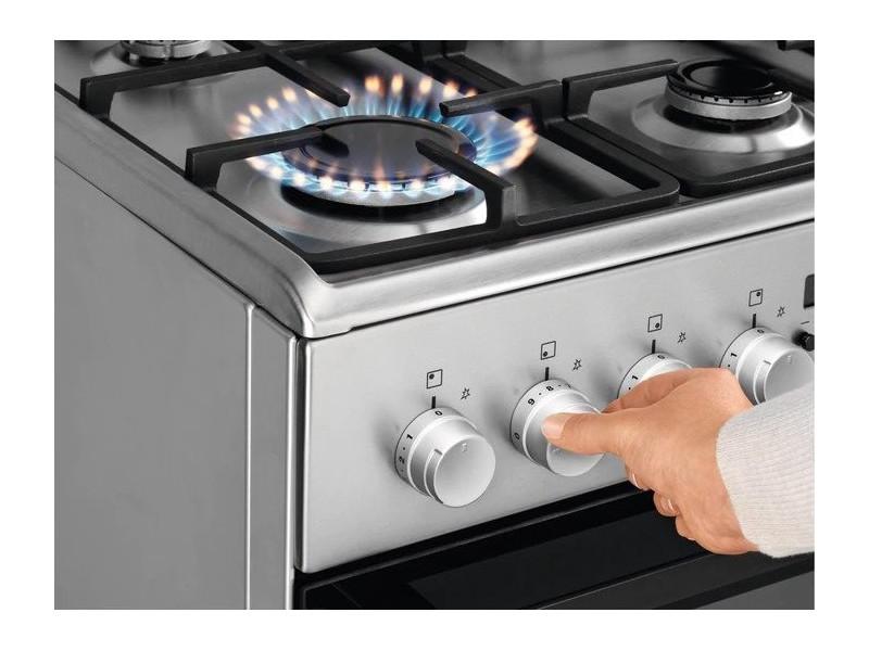 Комбинированная плита  Electrolux EKK 54957 OX недорого
