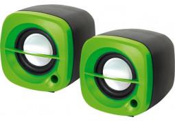 Компьютерные колонки Omega OG-15 Green (OG15G) - Интернет-магазин Denika
