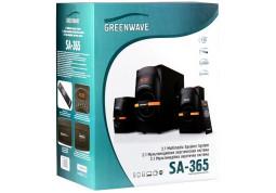 Компьютерные колонки Greenwave SA-365 описание
