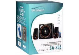 Компьютерные колонки Greenwave SA-355 описание