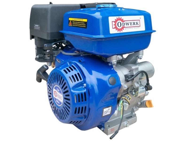 Двигатель Odwerk DVZ 190FE