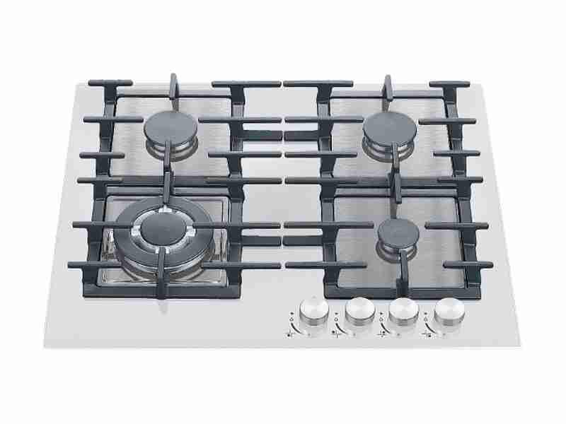 Варочная поверхность Fabiano FABIANO FHG 14-44 VGH-T White Glass