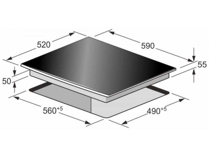 Варочная поверхность Kaiser KCT 6705 FI отзывы