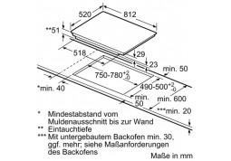 Варочная поверхность Siemens EX875LVC1E описание