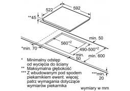 Варочная поверхность Zelmer ZEC 26R35 C0
