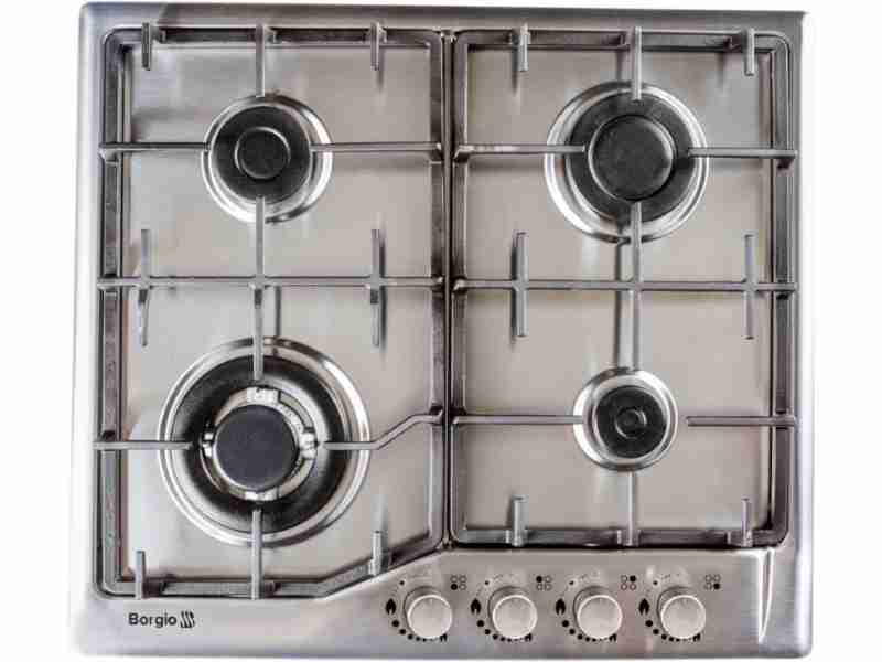 Варочная поверхность Borgio 6742-17 Inox