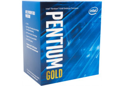 Процессор Intel Pentium Gold G5400 (BX80684G5400) в интернет-магазине