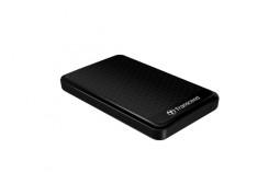 "Transcend 2TB TS2TSJ25A3K Storejet 2.5"" USB 3.0 Black"