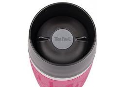Tefal TRAVEL MUG 0.36L raspb/silver K3087114 дешево