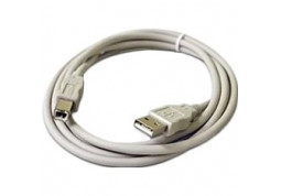 Кабель ATCOM USB2.0 AM/BM 0.8m (6152)