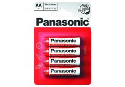Батарейка Panasonic AA bat Carbon-Zinc 4шт Special (R6REL/4BP)
