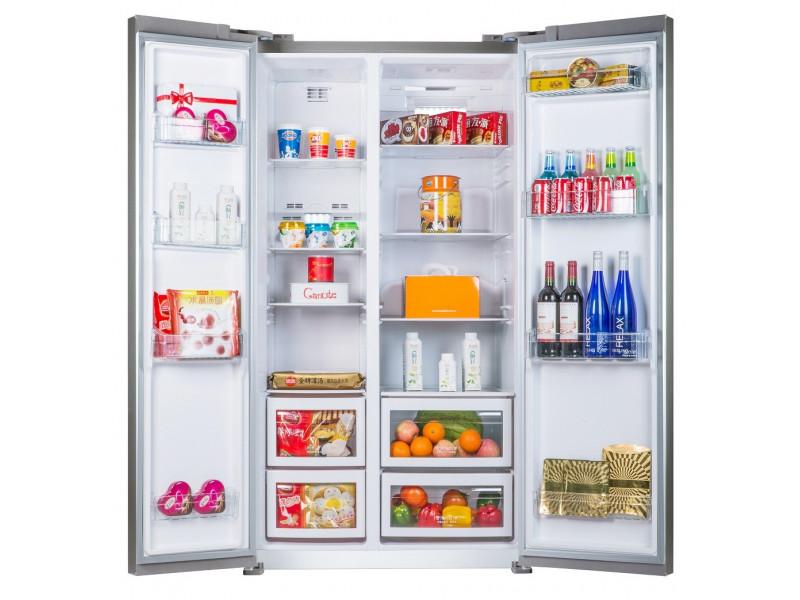 Холодильник LIBERTY SSBS-582 GAV описание