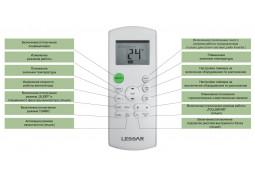 Кондиционер Lessar LS/LU-H09KPA2A цена