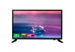 Телевизор BRAVIS LED-22Е6000 +T2 black - Интернет-магазин Denika