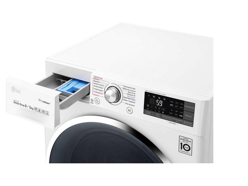 Стиральная машина LG F4J7VH2W в интернет-магазине
