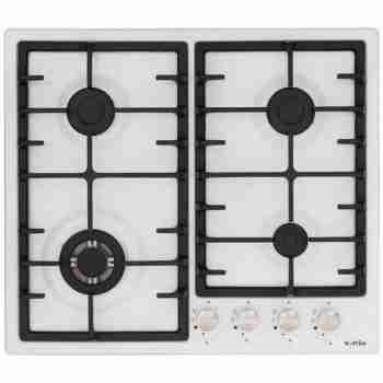 Варочная поверхность VENTOLUX HSF640-D3 T (WH)