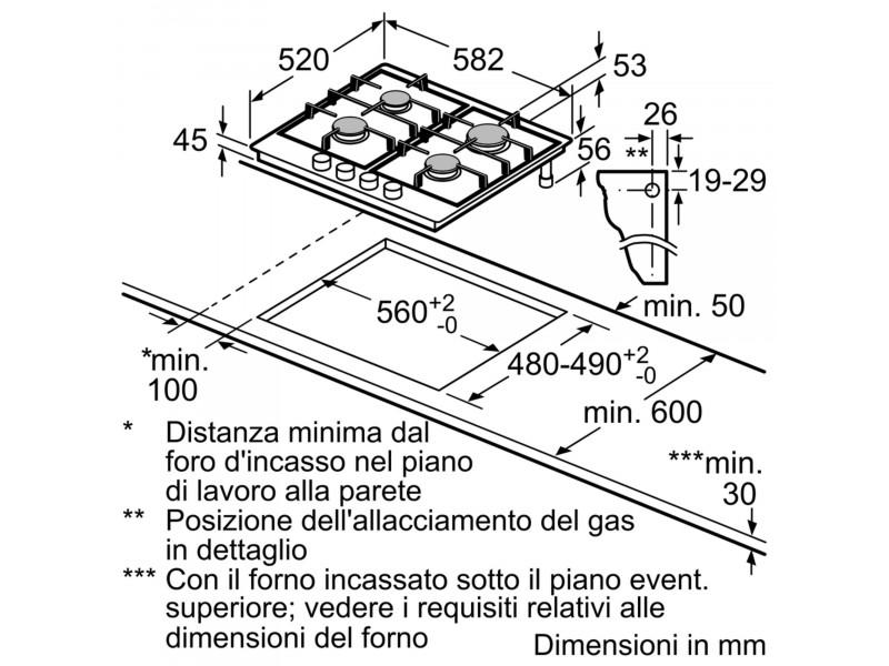 Варочная поверхность Bosch PCP6A5B80 фото