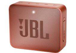Портативная акустика JBL GO 2 Sunkissed Cinnamon (GO2CINNAMON)