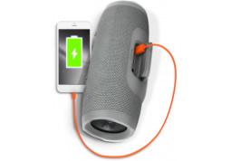 Портативная акустика JBL Charge 3 Gray (CHARGE3GRAYEU) отзывы
