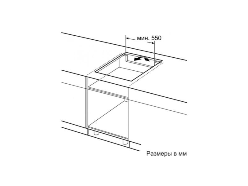 Варочная поверхность Bosch PVS651FB5E недорого