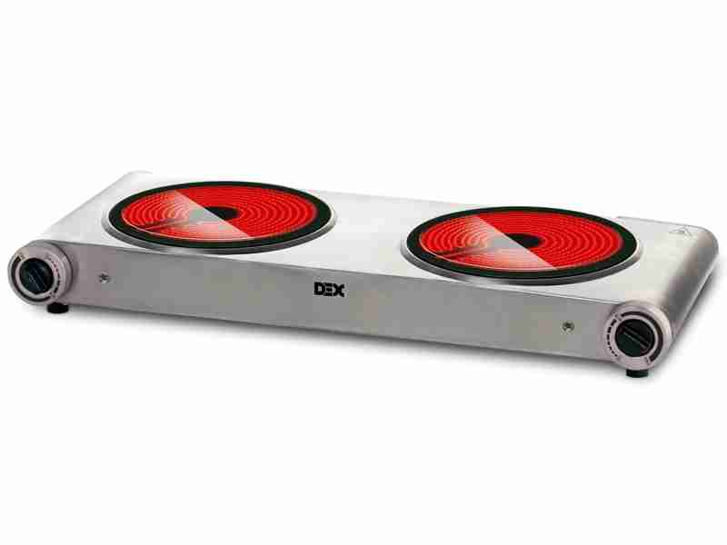 Настольная плита DEX DCS-102