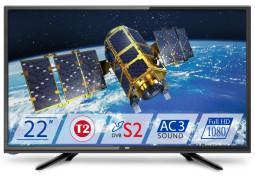 Телевизор DEX LED LE 2255TS2 - Интернет-магазин Denika