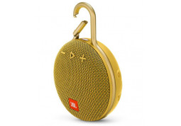 Портативная акустика JBL Clip 3 Mustard Yellow (CLIP3YEL) описание