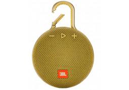 Портативная акустика JBL Clip 3 Mustard Yellow (CLIP3YEL)