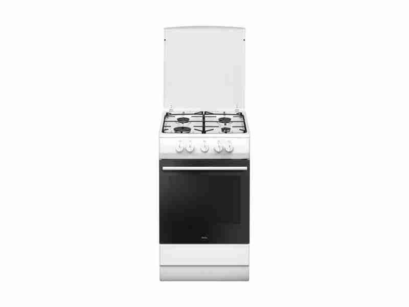 Газовая плита Amica 57GGH4.23ZPP(W)
