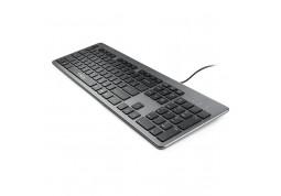 Клавиатура Vinga KB735 Black-Gray цена