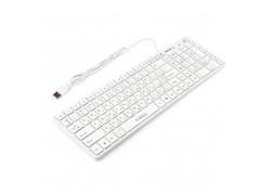 Клавиатура Vinga KB820 White купить