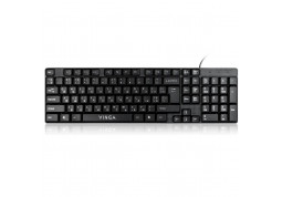 Клавиатура Vinga KB310BK