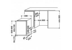 Встраиваемая посудомоечная машина Whirlpool WIC3C26F отзывы