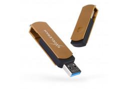 Флешка Exceleram 16 GB P2 Series Brown/Black USB 3.1 Gen 1 (EXP2U3BRB16)