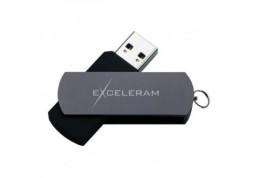 Флешка Exceleram 32 GB P2 Series Black/Gray USB 2.0 (EXP2U2GB32)
