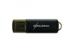 Флешка Exceleram 16 GB A3 Series Black USB 3.1 Gen 1 (EXA3U3B16)