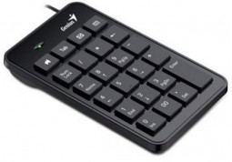 Клавиатура Genius NumPad i120 Slim (31300727100) Black USB в интернет-магазине
