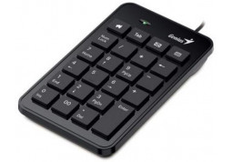 Клавиатура Genius NumPad i120 Slim (31300727100) Black USB