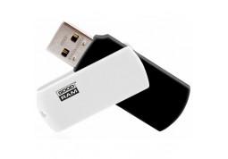 USB Flash (флешка) GOODRAM 32GB UCO2 (Colour Mix) Black/White USB 2.0 (UCO2-0320KWR11)