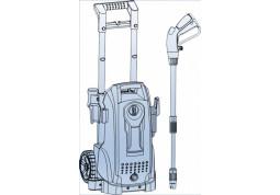 Мойка высокого давления Odwerk AHR 8-65 G недорого