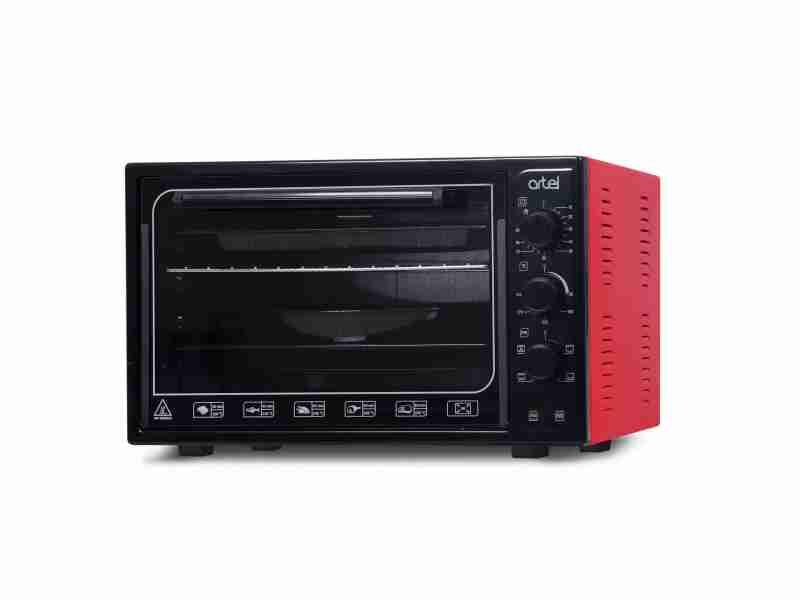 Электродуховка Artel MD 3618 L Black-Red