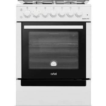 Комбинированная плита Artel Apetito E White