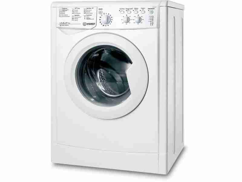 Стиральная машина Indesit IWSC 51252 C ECO PL