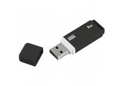 Флешка Exceleram 8GB UMO2 GRAPHITE USB 2.0 (UMO2-0080E0R11) цена