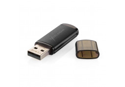 Флешка Exceleram 16 GB A3 Series Black USB 2.0 (EXA3U2B16) отзывы