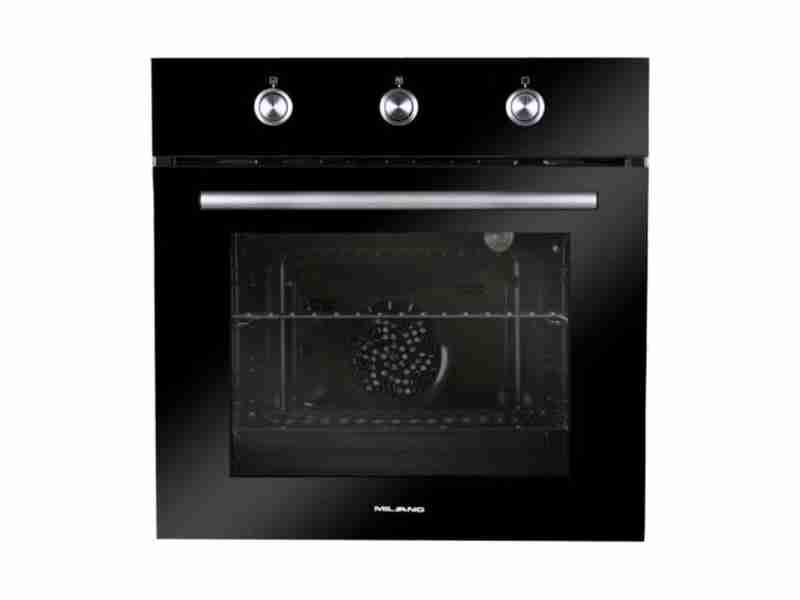 Духовой шкаф  Milano BO 605 Black Glass
