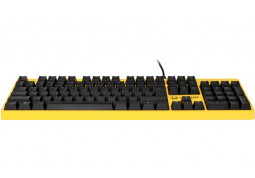 Клавиатура Hator Rockfall Mechanical Blue Switches Yellow Edition RU (HTK-601) цена