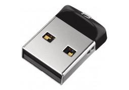 Флешка SanDisk 16 GB Cruzer Fit USB 2.0 (SDCZ33-016G-G35) описание